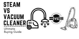 Difference Between Steam Cleaner And Vacuum Cleaner